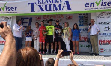 Mera vence en la Txuma y Sergio Gutierrez tercero