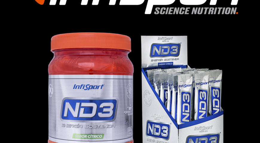 Infisport nuevo proovedor nutricional