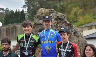 ¡Samuel Fdez. Eres campeón de Asturias Cadete!
